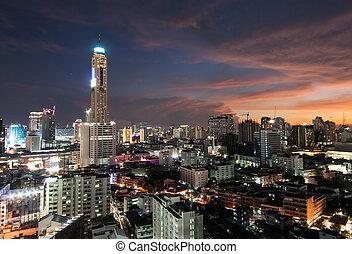 Bangkok, cidade