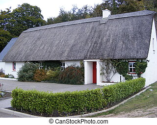 Beautiful Irish cottage