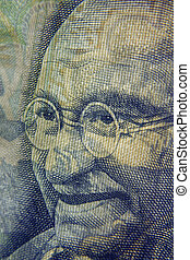 Mahatma, Gandhi,