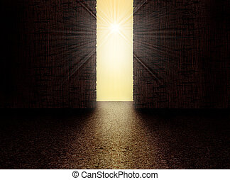 Exit to the Light