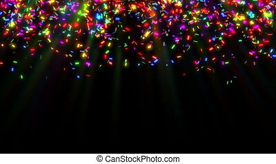 Colorful Confetti