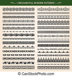 Ornamental Border Patterns