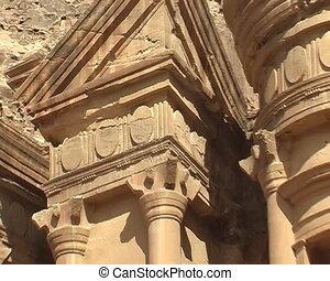 Monastery of Petra, Jordan