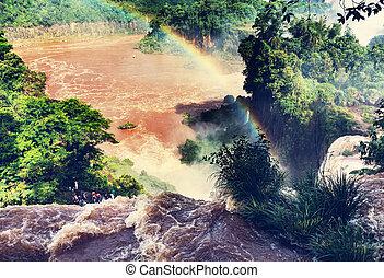 Iguazu - Iguassu Falls