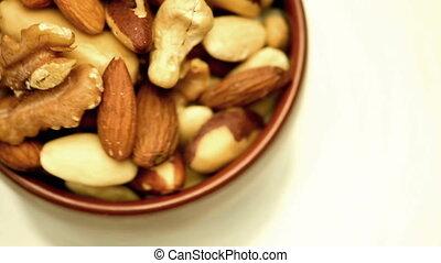 Rotating Nuts