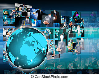 world business and Technology