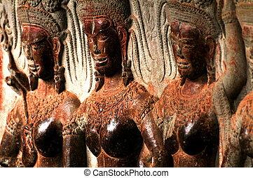 Ankor Woman