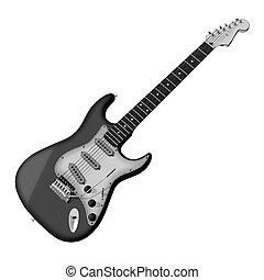 Guitar engraving - Electro Guitar engraving,...