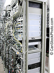 Corporate Data Center and communications equipment
