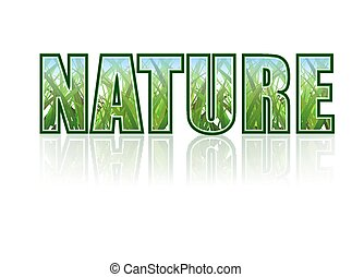 Nature title