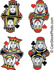 Four Queens no card