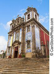 st Ildefonso Church, Porto, Portugal - Church of St...