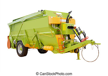 agricultural machine - Feed mixer agricultural machine...