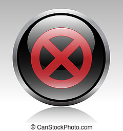 Prohibition button