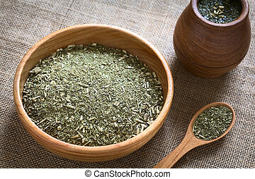 South American Mate Tea - South American yerba mate (mate...