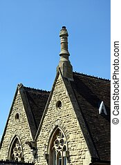 gabled roof - architecture