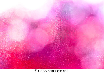 abstract splattered background