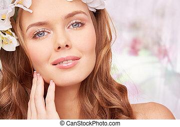 Ideal makeup