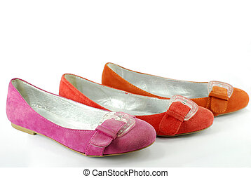 lady shoes - lady ballet flat shoes