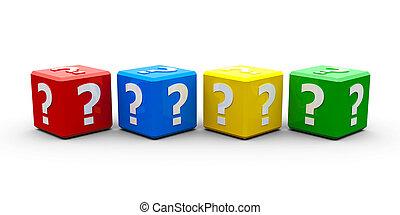 Color cubes question