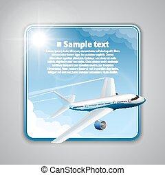 Airfare banner