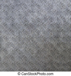 metal texture - 3d rendered illustration of a metal texture