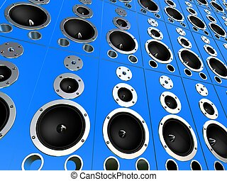 3d speakers