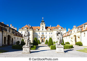 Valtice Palace, Czech Republic