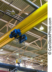 suspension winch - electric monorail hoist for industrial...