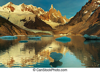Cerro Torre in Argentina