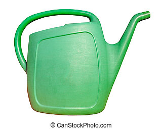 Watering pot - Watering can used for watering plants...