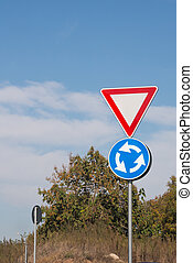 Signpostin 2 - Signpostin on the highway go round