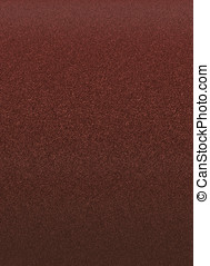 Coarse grit sandpaper, brown illustration - Coarse grit...