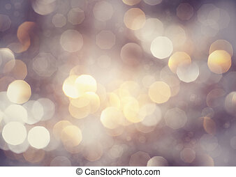 Dreamy vintage bokeh background, beautiful festive blur...