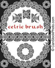 celtic brush