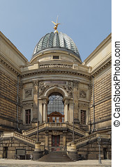 Dresden Academy of Arts,  Germany