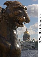 Petersburg,  ST,  griffin