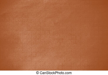 Abstract dark orange grunge technical background paper
