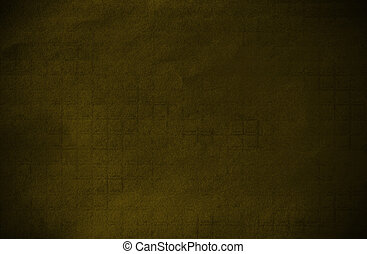Abstract gold grunge technical background paper