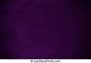 Abstract purple grunge technical background paper