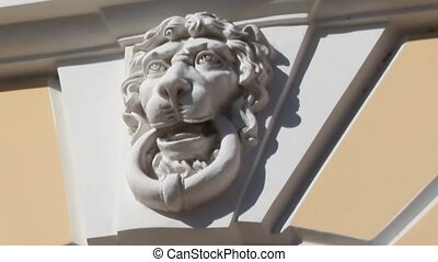 lions guard sculpture - lions guard architectural symbol of...