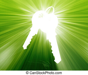 Keys security access - Keys on keyring security access...