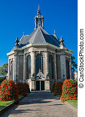 Nieuwe Kerk in Den Haag - An historic chapel in The Hague in...