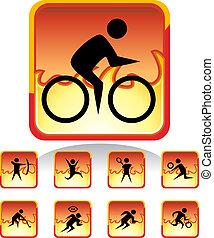 fire sport set