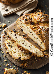 Homemade Irish Soda Bread for St Patricks Day