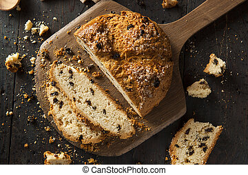 Homemade Irish Soda Bread for St. Patrick's Day