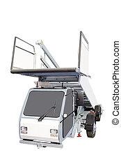 passenger ladder
