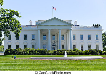The White House - Washington, DC - The White House in...