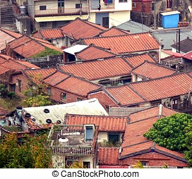 Traditional Village in Taiwan