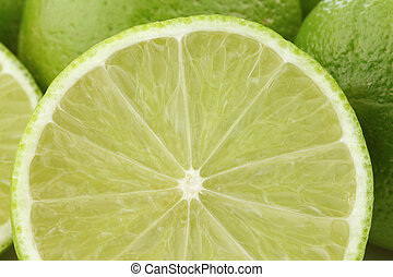 lime fruits